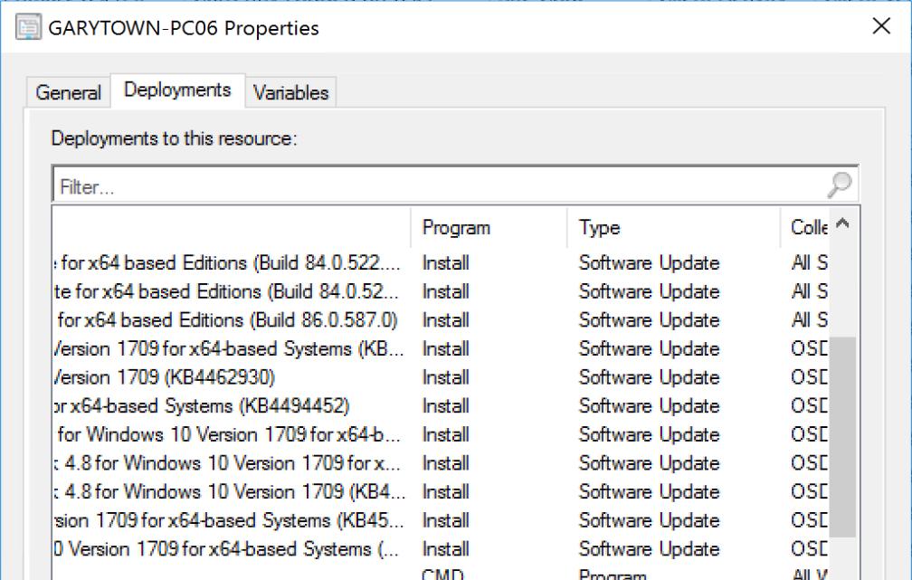 Install Software Update 4