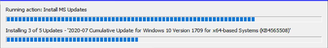 Install Software Update 11