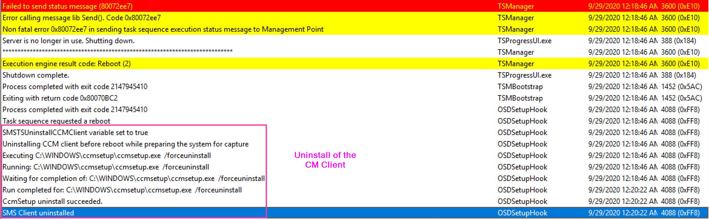 Prepare CM Client 03