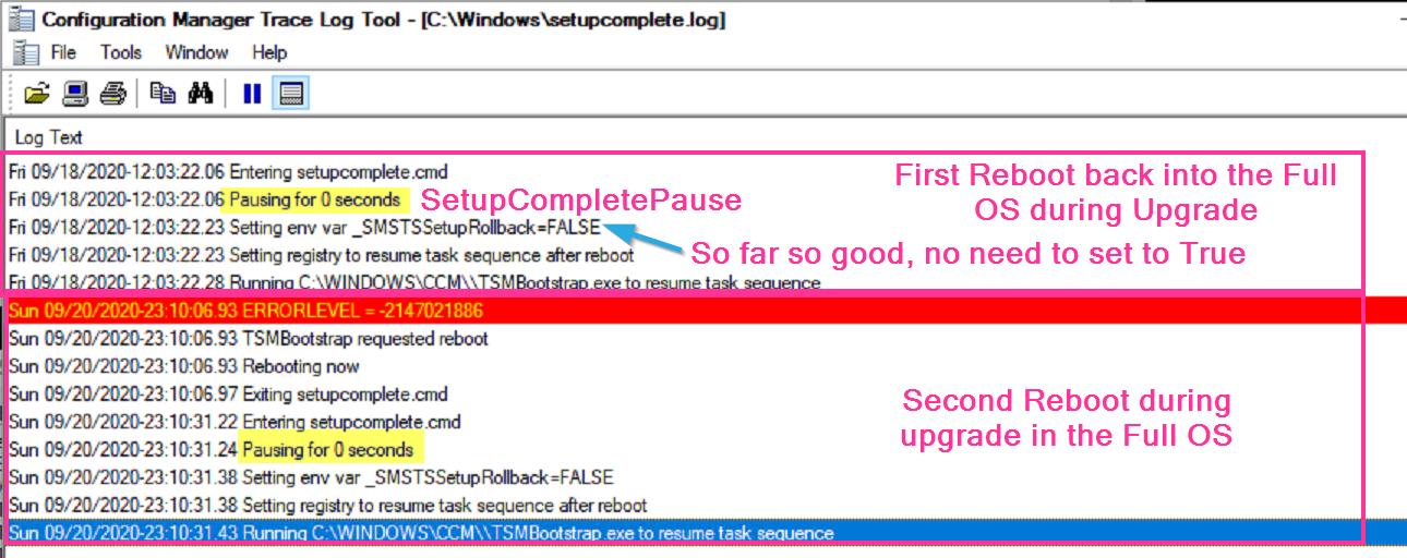 Upgrade OS Image 9