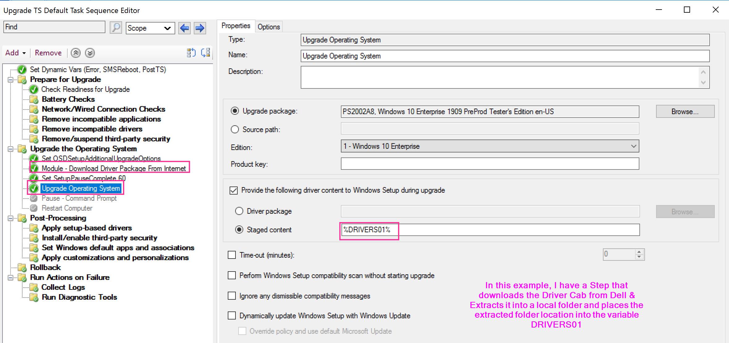 Upgrade OS Image32