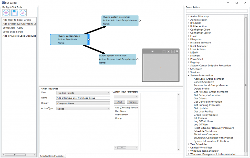 Right Click Tools Builder version 4.0