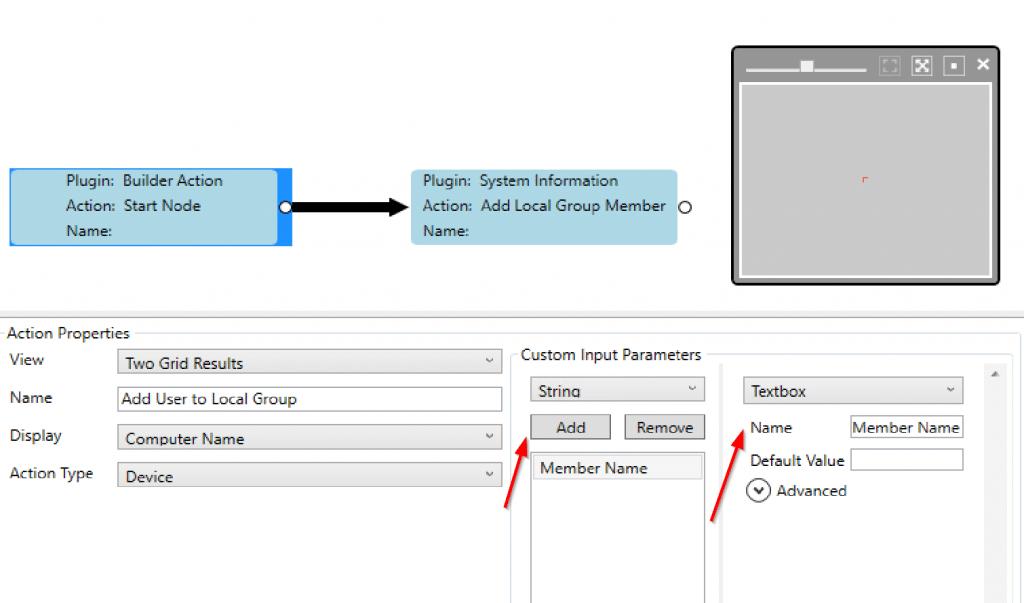 Right Click Tools Builder template
