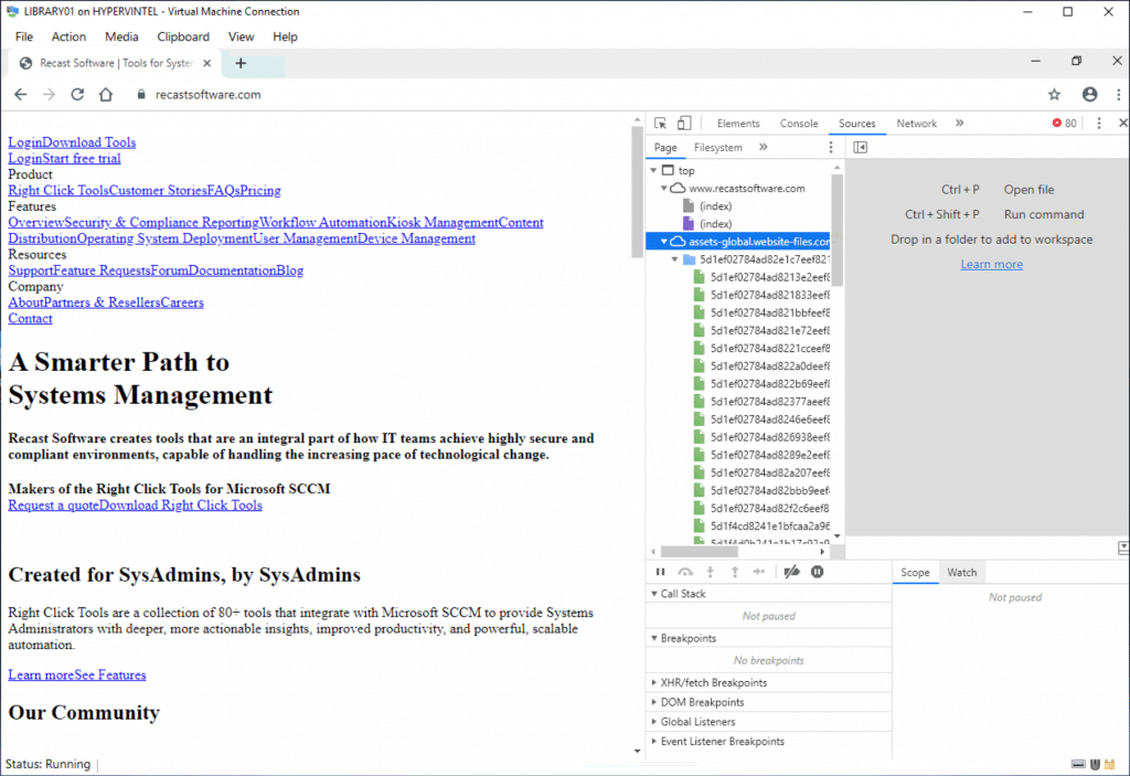 Auto Logon & Launch Chrome in FULL Screen Mode