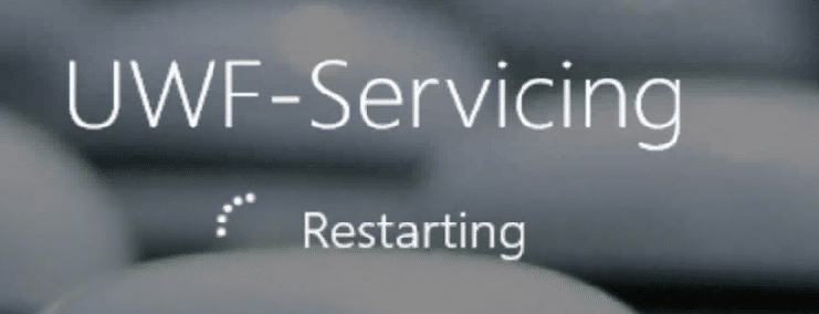 Restart being triggered via the remote powershell console