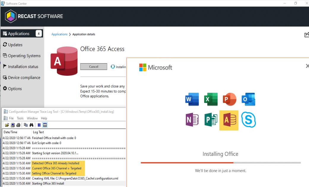 Office 365 Deployment