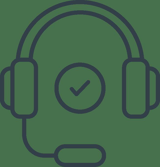 Recast headphones icon