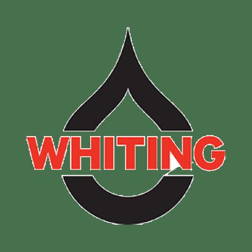 Logotipo de Whiting