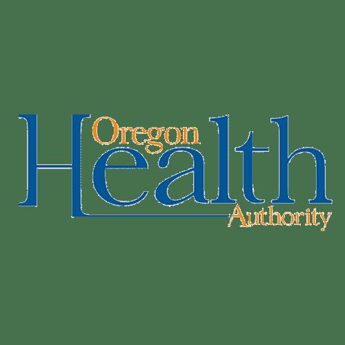 Logotipo de la Autoridad de Salud de Oregon