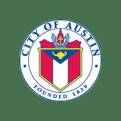 Logotipo de la ciudad de Austin