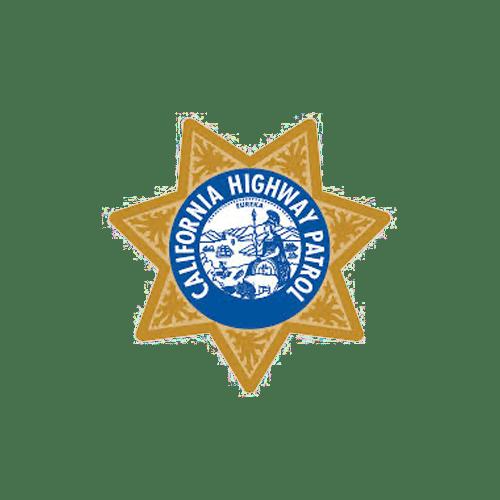 Logotipo de la Patrulla de Caminos de California