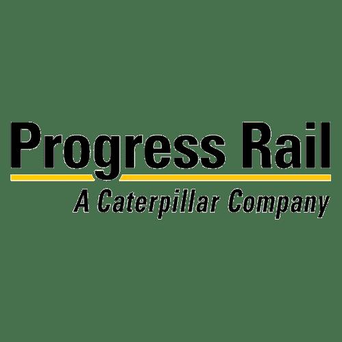 Logotipo de Progress Rail