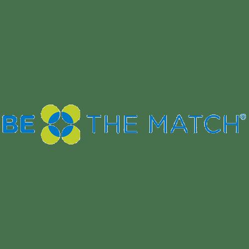 Logotipo de Be the Match