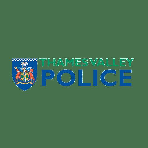 Logotipo de la policía de Thames Valley