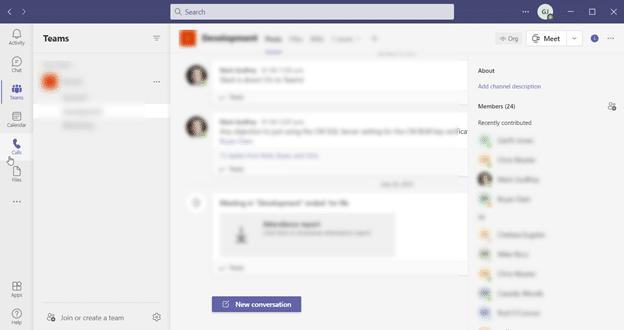 Add a Custom Background to Microsoft Teams