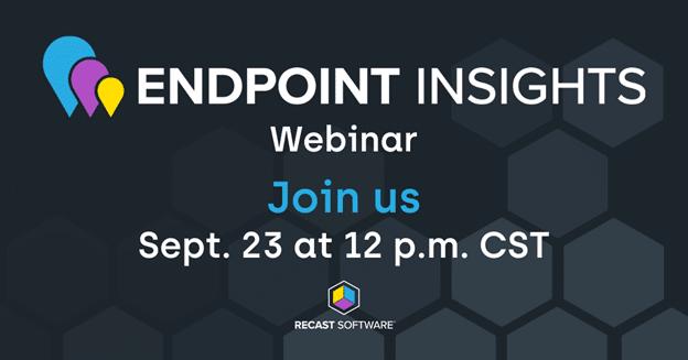 Endpoint Insights Webinar